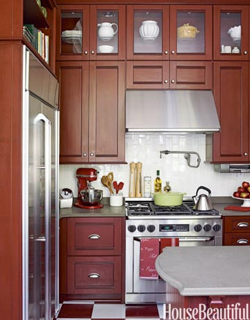 30 Best Small Kitchen Design Ideas - Decorating Solutions for - small kitchen ideas pictures