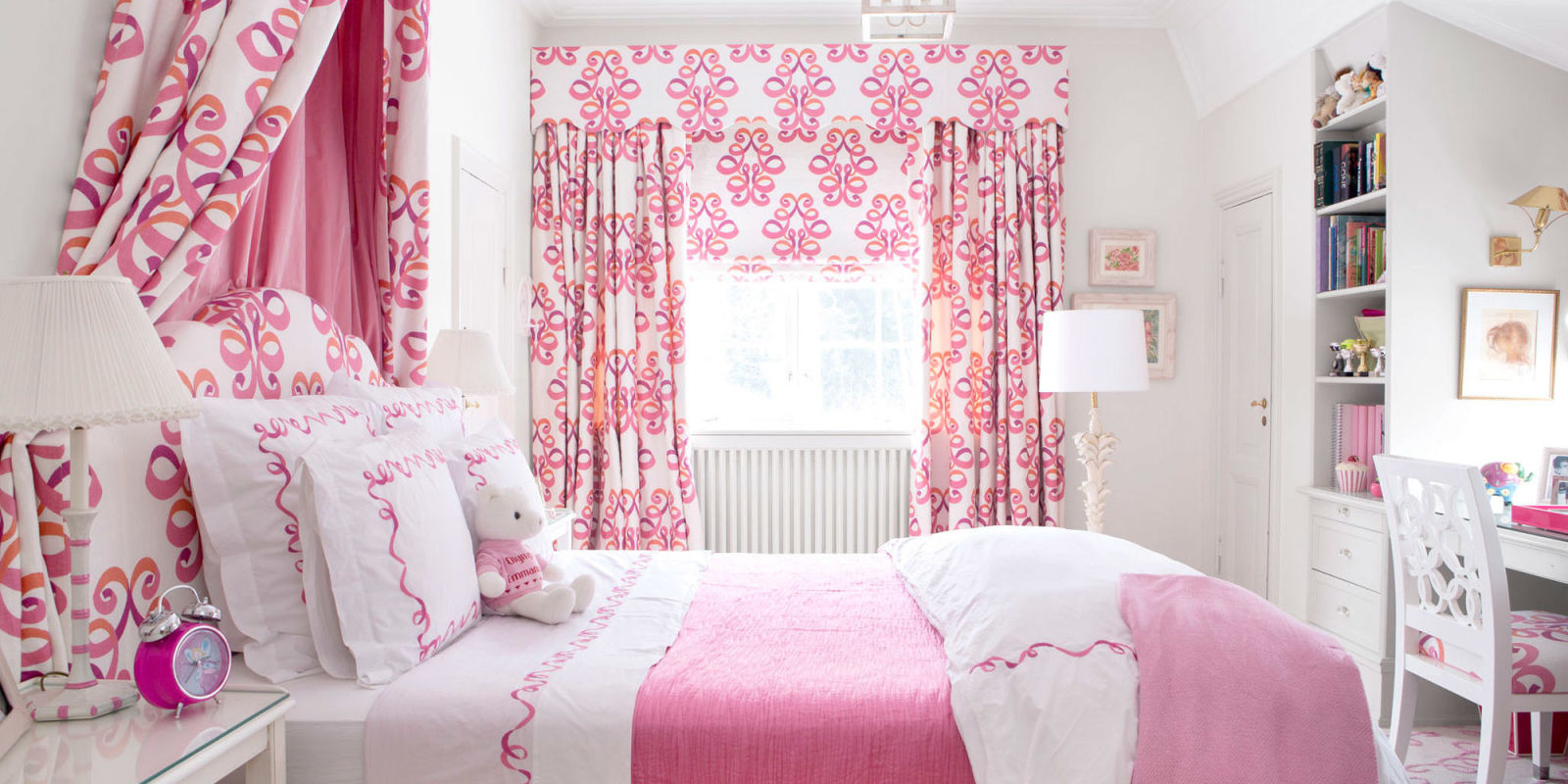 Roze Accessoires Slaapkamer Pink Rooms Ideas For Pink Room Decor And Designs