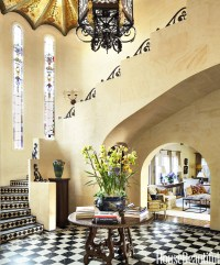 Spanish Style Paint Colors Interior. spanish style homes ...