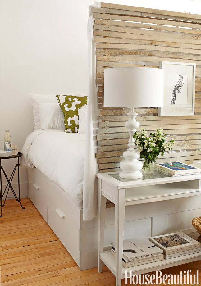 20 Small Bedroom Design Ideas - How to Decorate a Small Bedroom - ideas for a small bedroom