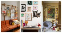 Alternative Framing Ideas - How to Hang Pictures Without A ...