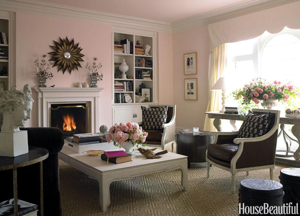 12 Best Living Room Color Ideas - Paint Colors for Living Rooms - living room paint color