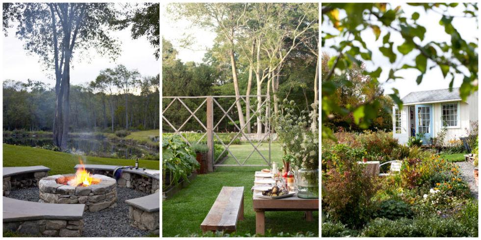 21 Backyard Design Ideas - Beautiful Yard Inspiration Pictures