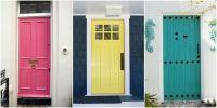 Front Door Colors