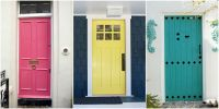 Front Door Colors - What Your Front Door Says About You