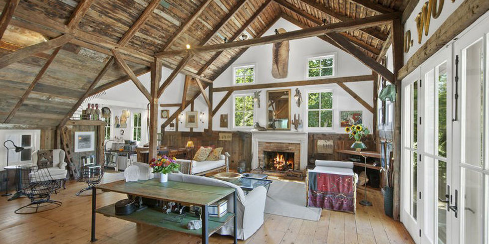 Converted English Barn House
