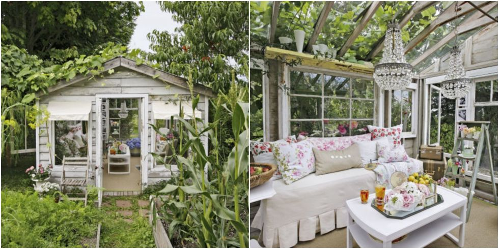 13 Best She Sheds Ever - Ideas \ Plans for Cute She Shades - garden shed design