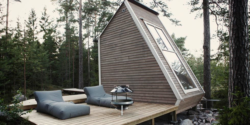 60+ Best Tiny Houses - Design Ideas for Small Homes - tiny home ideas