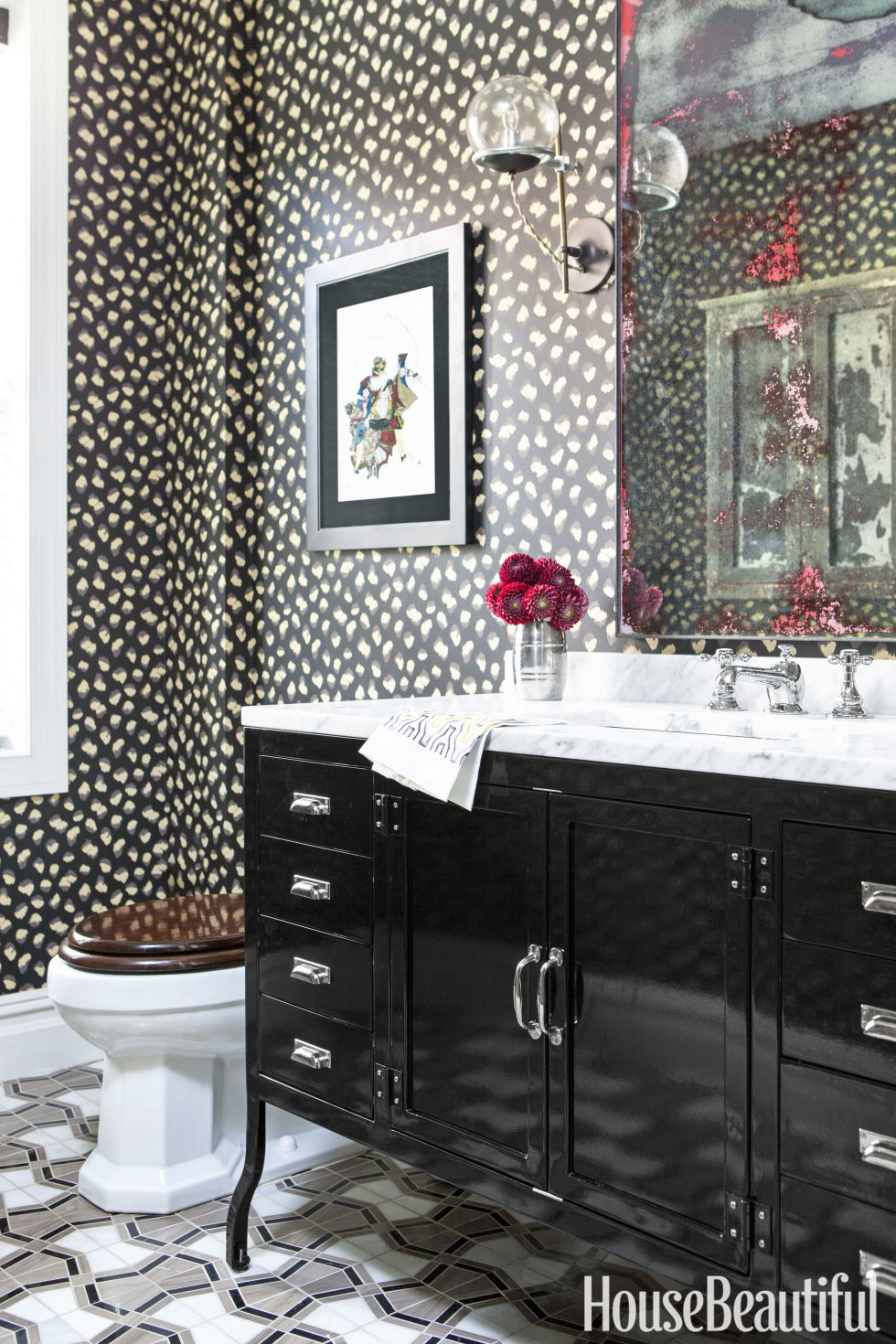 wallpaper designs for bathrooms download