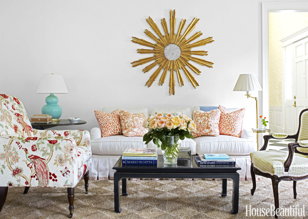 25 Best Interior Decorating Secrets - Decorating Tips and Tricks - decorating tips for living room