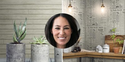 Joanna Gaines New Wallpaper - Magnolia Home Shiplap Wallpaper