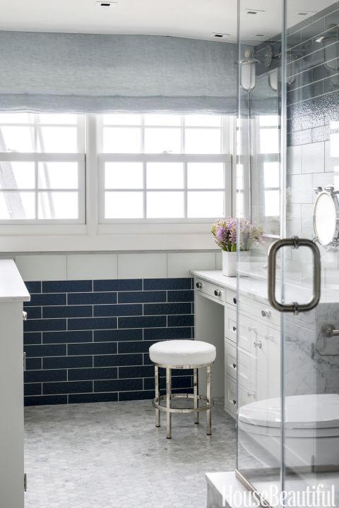 48 Bathroom Tile Design Ideas - Tile Backsplash and Floor Designs - bathroom tile ideas