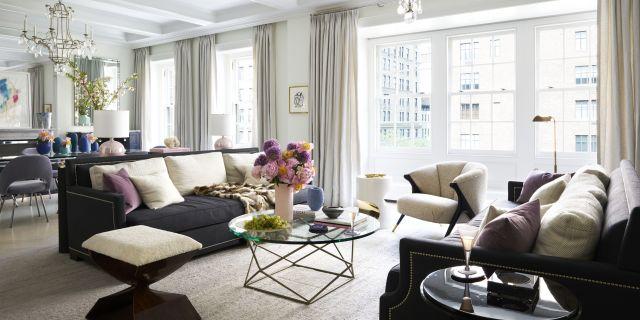 25 Best Interior Decorating Secrets - Decorating Tips and Tricks - living room design tips