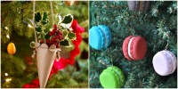 27 Easy Homemade Christmas Ornaments - How To Make DIY ...