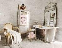 French Bathroom Style - French Bathroom Decor