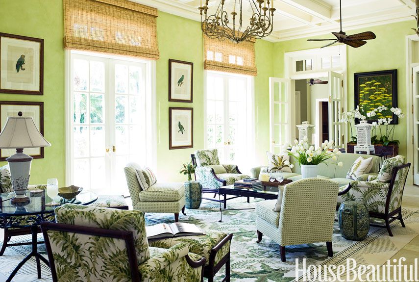Green Living Rooms in 2016 - Ideas for Green Living Rooms - green living rooms
