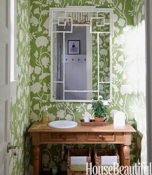Green Bathrooms - Ideas for Green Bathrooms - green bathroom ideas