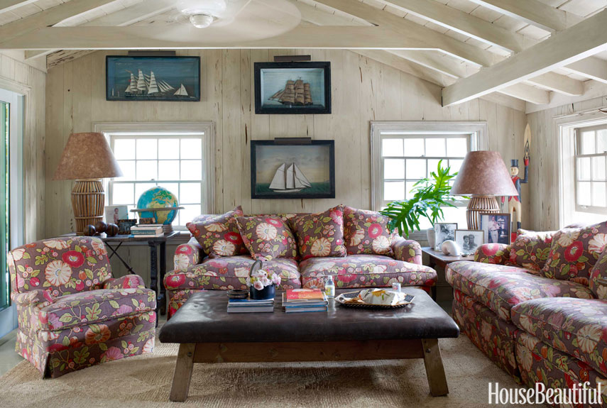 60 Family Room Design Ideas - Decorating Tips For Family Rooms