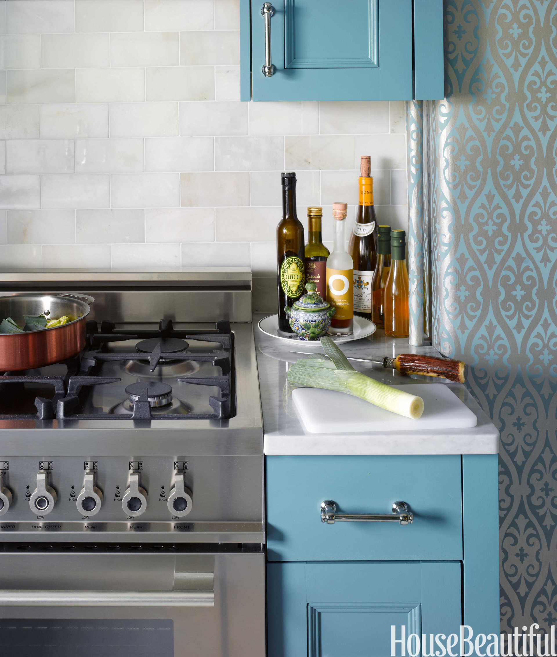 Kitchen Tiles York Small Blue Kitchen Small Kitchen Design Tips