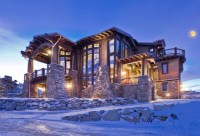 20 Perfect Homes To Spend A Snow Day In - Beautiful Winter ...