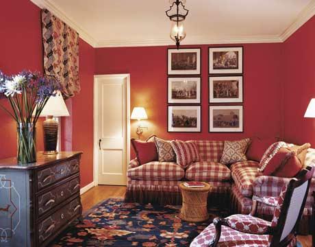 Paint - Cozy Colors - Decorating - cozy living room colors
