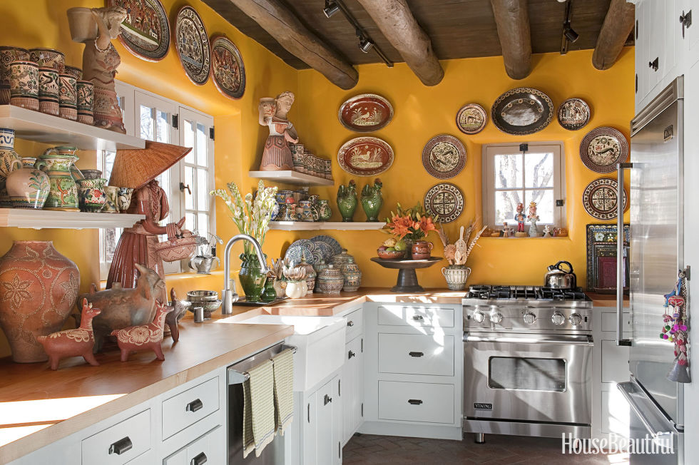 Hate Open Shelving? These 15 Kitchens Might Convince You Otherwise - kitchen shelving ideas