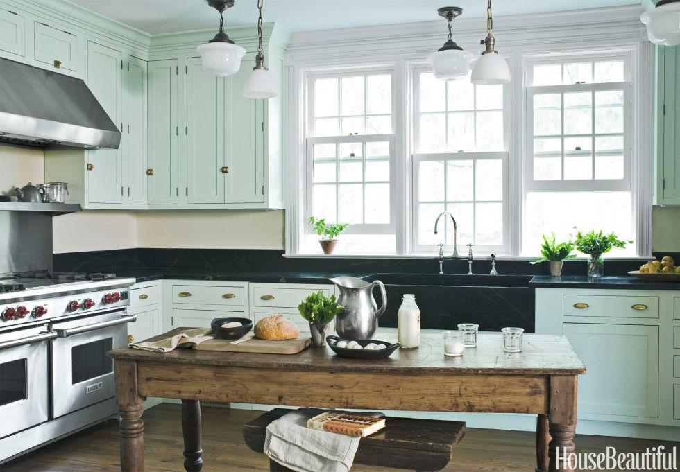 33 Best Kitchen Tables - Modern Ideas for Kitchen Tables - kitchen table designs