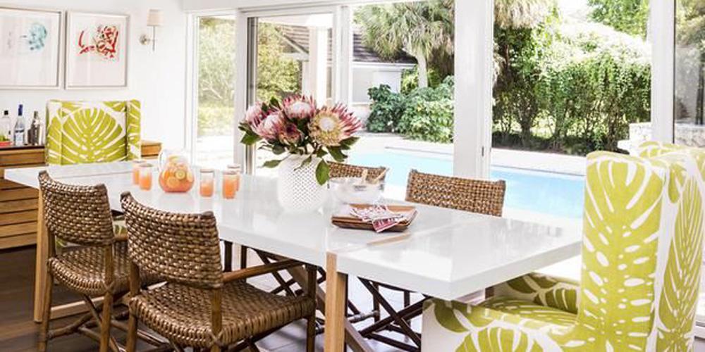 Interior Design Ideas For Beach Home Harpers Bazaar