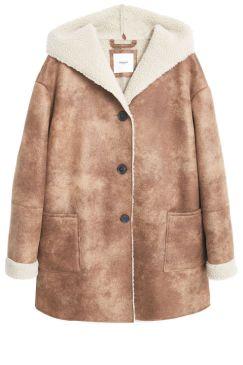 Mango coat, $120, mango.com.