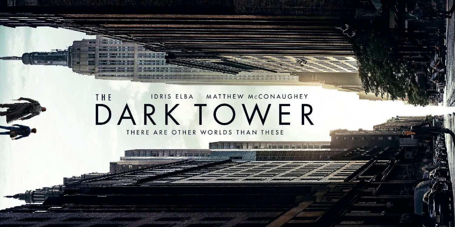 Idris Elba Films Dark Tower Scenes With Tom Taylor As Jake The Dark Tower Darkens The Screen The Egalitarian