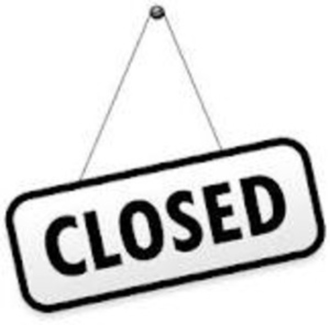 Office Closed \u2013 HCHA