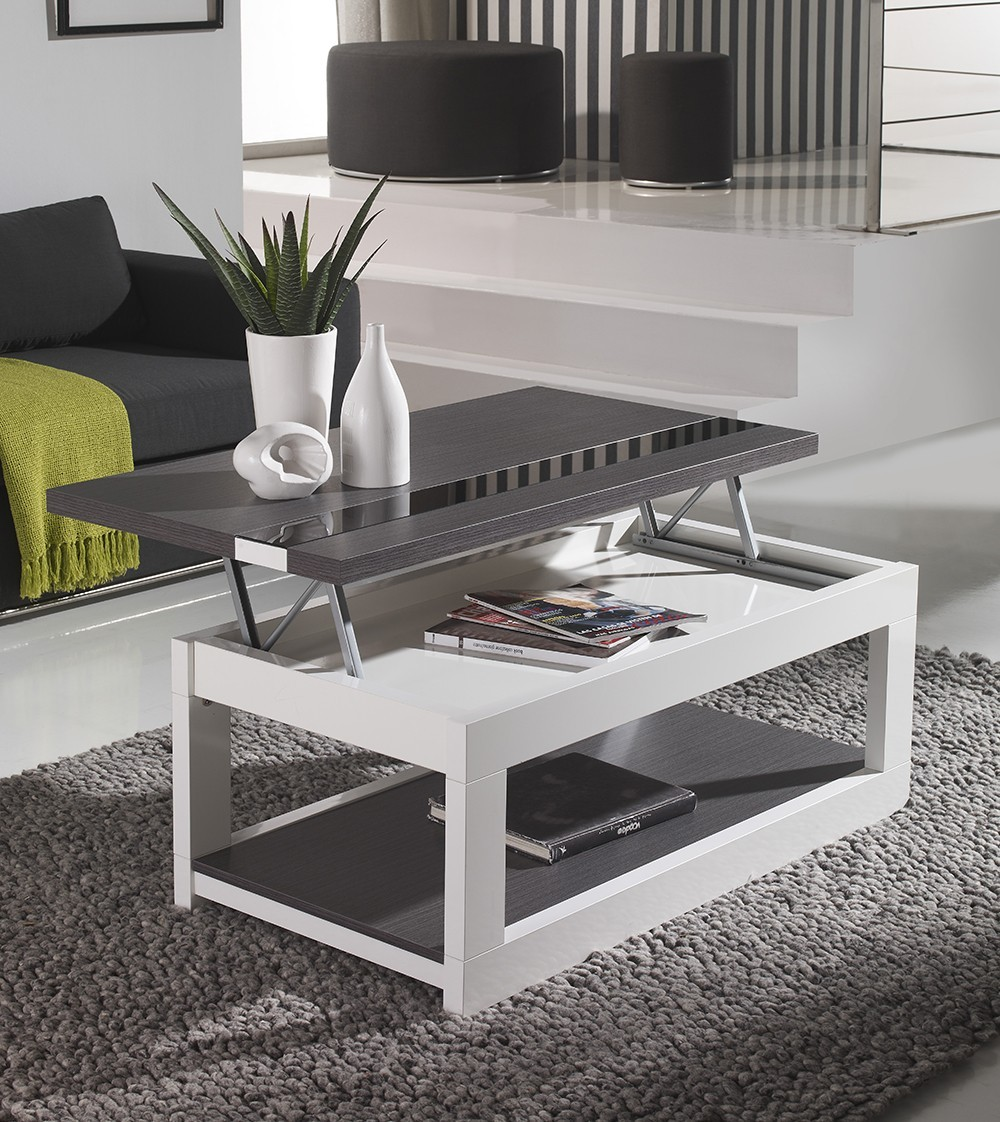 Table Basse Transformable En Table A Manger Sélection De Tables Basses Transformables De Qualité