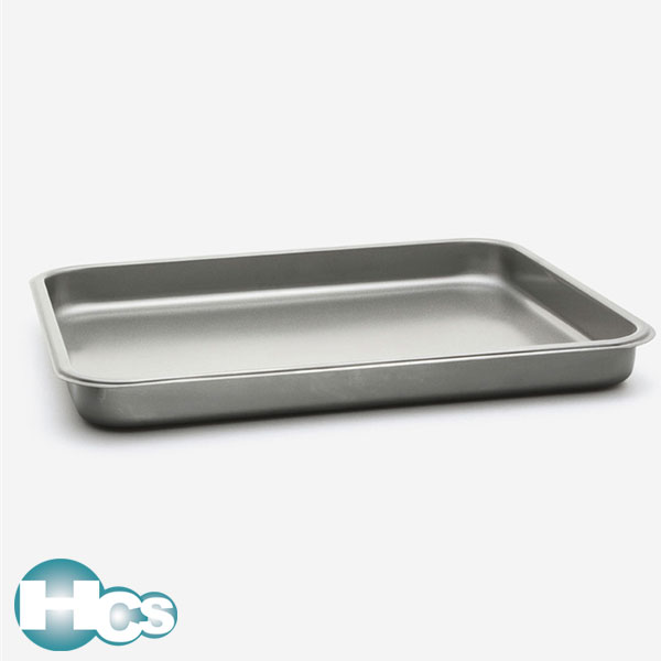 Tablett Edelstahl Tray, Stainless Steel, Isolab - Hcs Scientific & Chemical