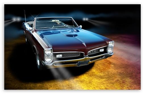 Iphone Muscle Car Wallpapers 1967 Pontiac Gto 4k Hd Desktop Wallpaper For 4k Ultra Hd