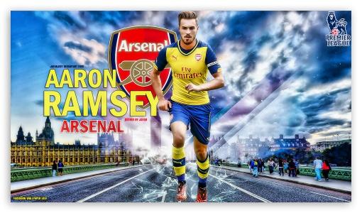 Mesut Ozil Wallpapers Hd Arsenal Aaron Ramsey Arsenal 4k Hd Desktop Wallpaper For 4k Ultra
