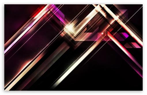 Black 3d Hd Wallpapers 1080p Widescreen Abstract Crystal Structure 4k Hd Desktop Wallpaper For 4k