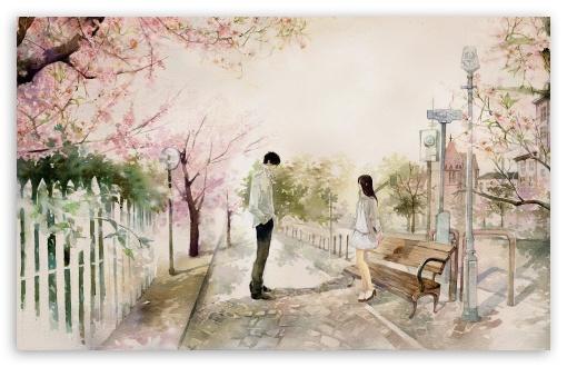 Cute Couples Wallpapers Desktop Anime Date 4k Hd Desktop Wallpaper For 4k Ultra Hd Tv