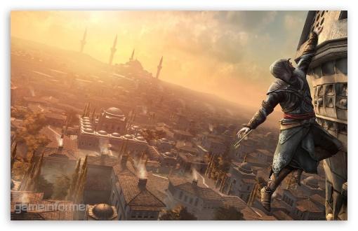 Assassins Creed Wallpaper Hd Assassins Creed Revelations 4k Hd Desktop Wallpaper For