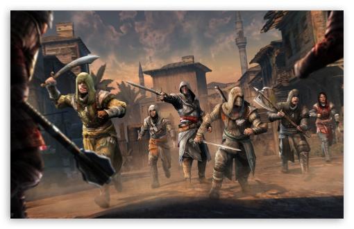 Assassins Creed Wallpaper Hd 1080p Assassin S Creed Revelations Screenshots 4k Hd Desktop