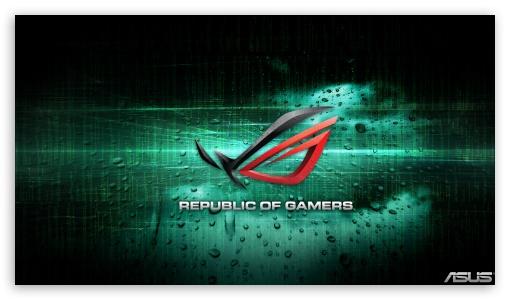 Rog Wallpaper Full Hd Asus Republic Of Gamers 4k Hd Desktop Wallpaper For 4k