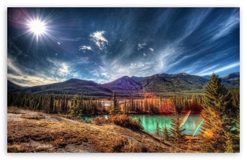 Fall Hd Wallpapers 1080p Widescreen Banff National Park Alberta Canada Hd Desktop Wallpaper