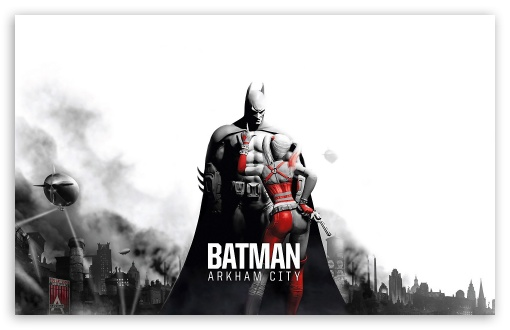 Iphone 3g Wallpaper Download Batman Arkham City Batman Amp Harley 4k Hd Desktop Wallpaper
