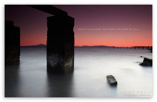 Download Wallpaper Positive Quotes Believe In Yourself 4k Hd Desktop Wallpaper For 4k Ultra
