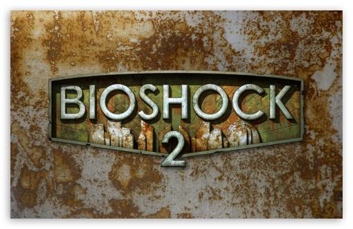 1440p Fall Wallpaper Bioshock 2 Logo 4k Hd Desktop Wallpaper For 4k Ultra Hd Tv