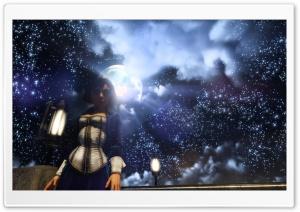 Bioshock Infinite Falling Wallpaper Hd Wallpaperswide Com Bioshock Hd Desktop Wallpapers For 4k