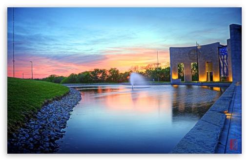 Ipad Hd Wallpapers 1080p Bob Dole Library Lawrence Kansas 4k Hd Desktop Wallpaper