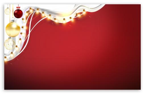 Christmas Lights ❤ 4K HD Desktop Wallpaper for 4K Ultra HD TV