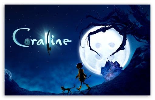 Iphone 3gs Wallpaper Hd Coraline Movie 4k Hd Desktop Wallpaper For 4k Ultra Hd Tv