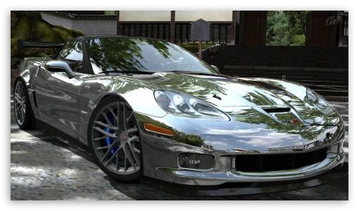 Car Wallpapers Reddit Corvette Zr1 Chrome 4k Hd Desktop Wallpaper For 4k Ultra