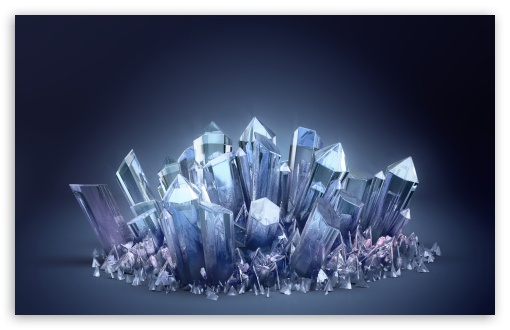3d Touch Wallpaper Download Iphone Crystals 4k Hd Desktop Wallpaper For 4k Ultra Hd Tv Wide